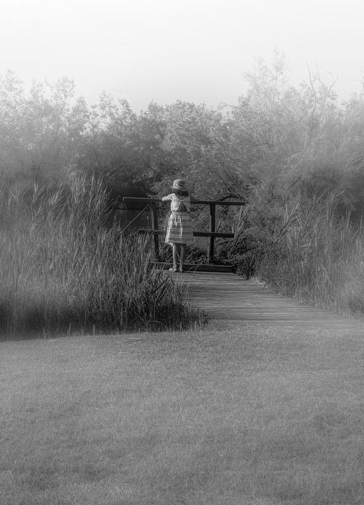 La petite attend Nina Aragon Créatrice d'image Photo d'Art