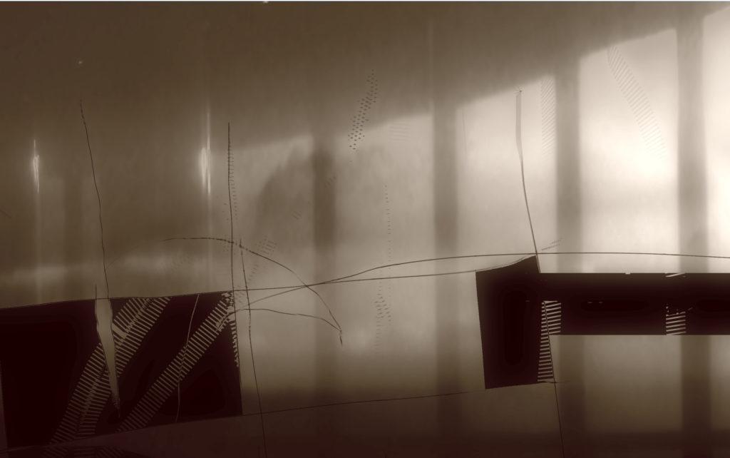 Création abstraite Nina Aragon Créatrice d'images Photo Art Contemporain